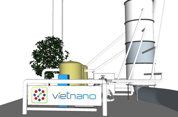Công nghệ xử lý khí thải tự động